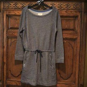 "Casual pullover dress ""Loft"""
